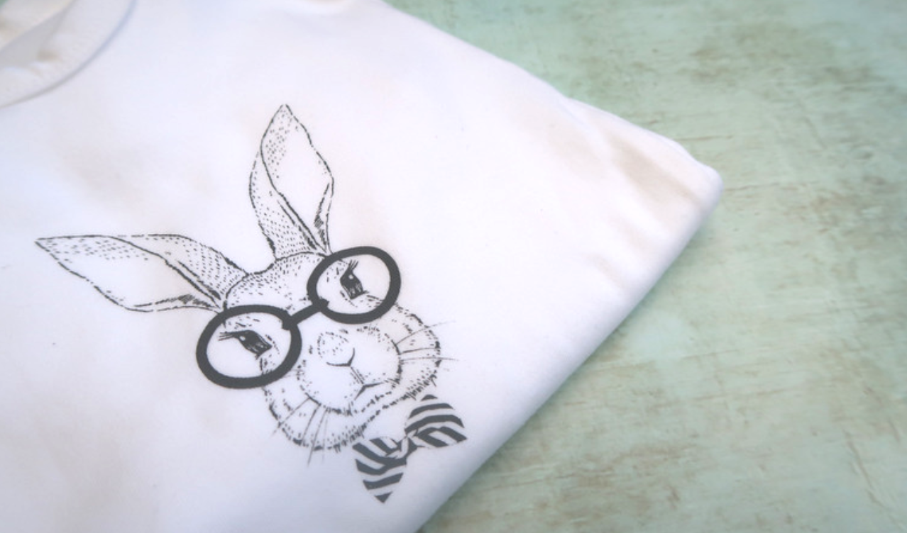 the baby box company personalised hamper review soft white cotton rabbit with spectacles glasses and bowtie bow tie