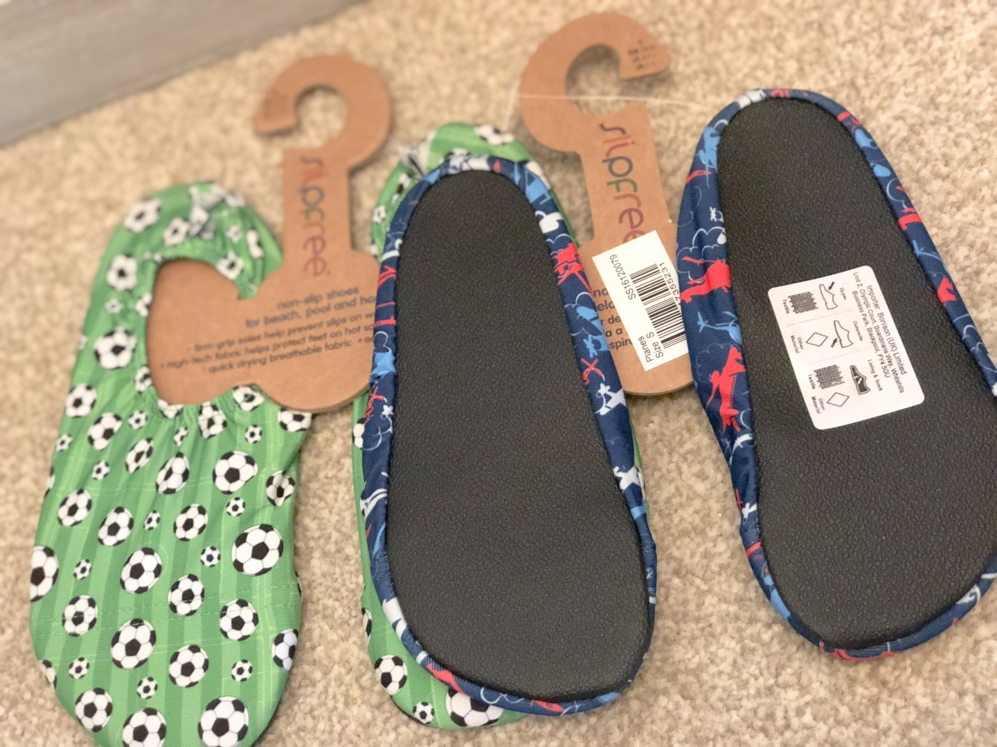 tots and tykes hamper social network solutions explore new brands slip free shoes soles Slipfree UK review