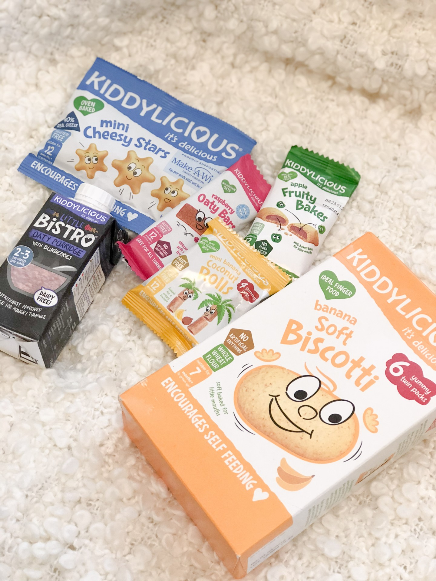 tots and tykes hamper social network solutions explore new brands kiddylicious weaning porridge snacks review