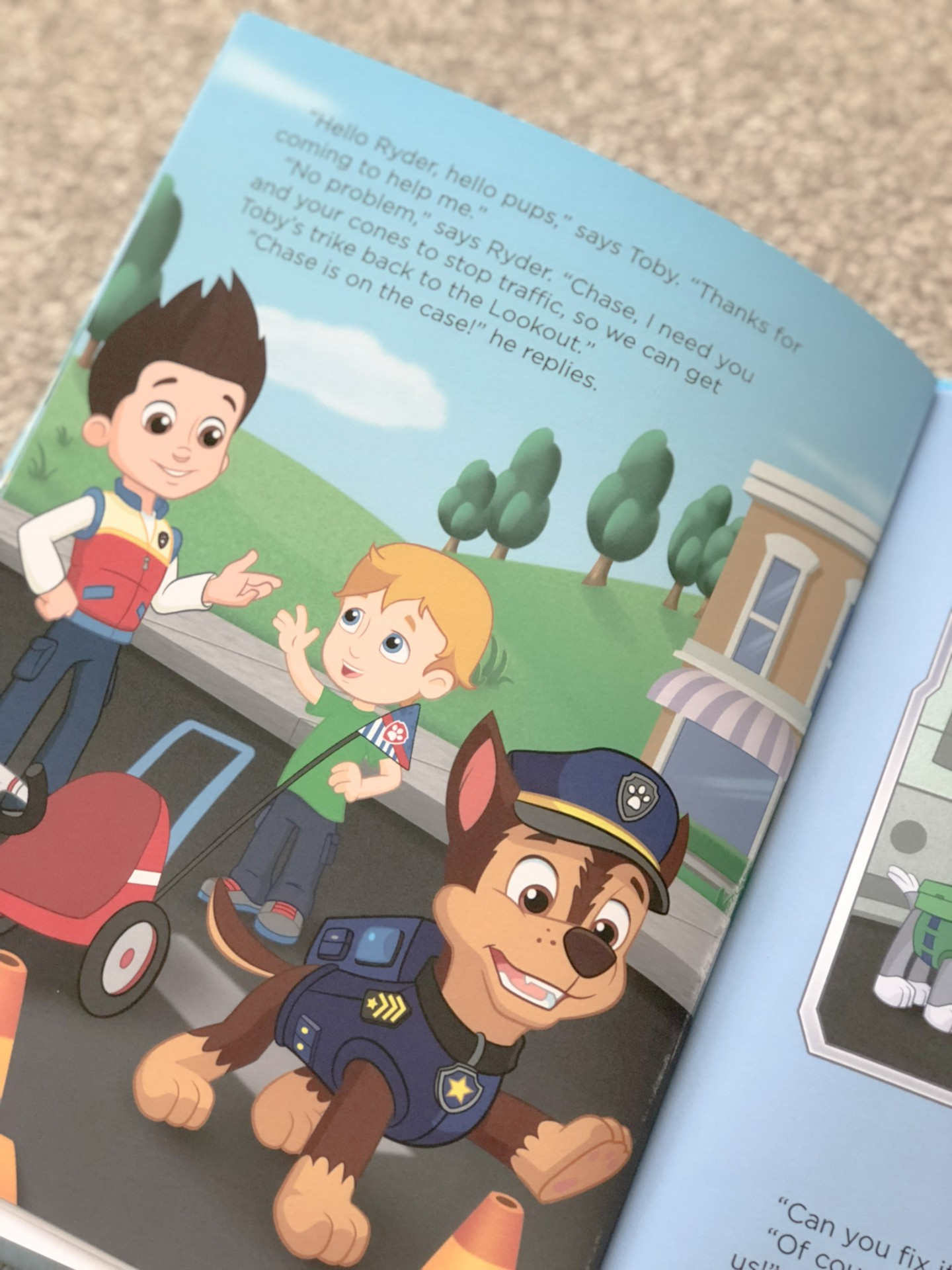 tots and tykes hamper social network solutions explore new brands penwizard paw patrol customised book